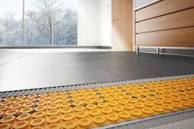 heated floors a way to make your kitchen or bathroom more comfortable and luxurious