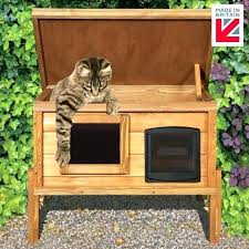 outdoor cat house tree houses s diy