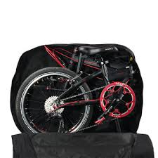 <b>rhinowalk</b> portable folding bike bicycle carrier carry packing storage ...
