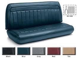 vinyl bench seat reupholstery kits