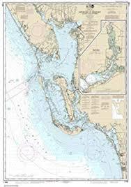 Noaa Chart 11425 Amazon Com Paradise Cay Publications Noaa Chart 11425