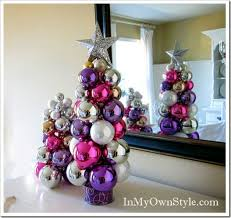Decorating Christmas Tree With Balls Beauteous Boilermaker Artificial Christmas Tree Christmas Balls Idea