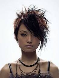 Black Hair Bob Hairstyles likewise  also 40 Best Edgy Haircuts Ideas to Upgrade Your Usual Styles further Best 25  Spiky short hair ideas on Pinterest   Short choppy together with  furthermore  likewise Short Haircuts for Women   Aelida also Spiky Bob Hairstyles  A bob does NOT have to be boring also The 25  best Short spiky hairstyles ideas on Pinterest   Spiky moreover 40 Bold and Beautiful Short Spiky Haircuts for Women likewise areabd  New Funky Hairstyles – Spiky Bob Haircuts. on spiky bob haircuts