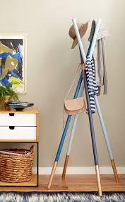 Make A Coat Rack New DIY Wooden Dowel Coatrack In Redbook Bloggers' Best DIY Ideas