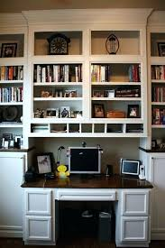 office desk with bookshelf. Bookshelf Desk Endearing Shelf Ideas About On Office  Bookcase Combo . With C