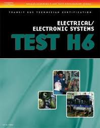 Ase Transit Bus Technician Certification H6 Electrical