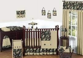 camo crib bedding sweet designs camouflage green collection piece crib bedding set