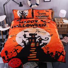 bedding set 3d printed duvet cover for kids home duvet cover size king full queen cotton funny gift sugar skull in bedding sets from home garden