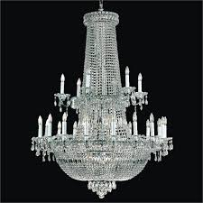 foyer crystal chandelier empire crystal chandelier windsor royale 551afa54sp 3c