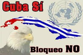 Resultado de imagen para bloqueo contra Cuba