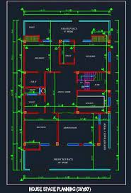 house architectural space planning