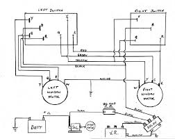 bob johnstone's studebaker and avanti page () Studebaker Wiring Diagrams overhead console color drawing; power windows studebaker wiring diagrams 1951