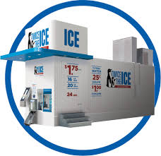 Used Ice Vending Machines Gorgeous North Carolina Icehouse Twice The Ice Fresh Clean Ice On Demand