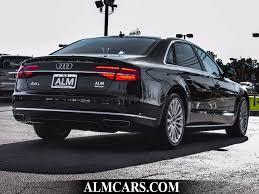 2016 Used Audi A8 L 4dr Sedan 3.0T at ALM Gwinnett Serving Duluth ...