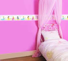 Disney Princess Princess Wall Paper Border Castle