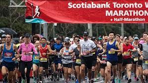 Toronto Waterfront Marathon Elevation Chart Thousands Set To Run Bigger Better Toronto Waterfront