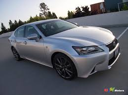 Review: 2013 Lexus GS 350 F Sport | eBay Motors Blog