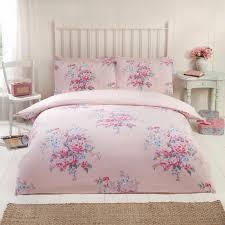flannelette blush duvet cover bedding set 14 99