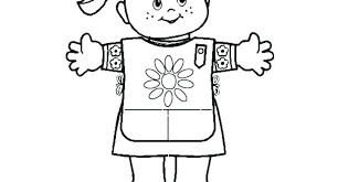 Daisy Scout Coloring Pages Girl Scout Coloring Pages Page Daisy