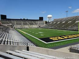 Kinnick Stadium View From Student Section 121 Vivid Seats