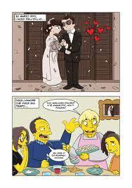 Auguri anniversario di matrimonio frasi. 50 Anni Di Matrimonio Per Homer E Marge Auguri Da Giorgia