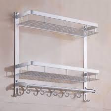 Stainless Shelves Kitchen Popular Chrome Shelves Kitchen Buy Cheap Chrome Shelves Kitchen