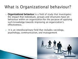 What Is Organizational Behavior Impact Of Globalization On Organizational Behavior