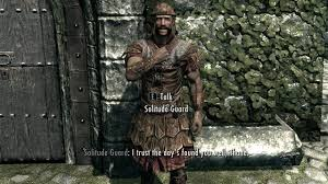 Skyrim Guard Quotes Beauteous The Elder Scrolls V Skyrim GAME MOD Guard Dialogue Overhaul V48848