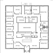 design a floor plan. Fice Design Floor Plan A