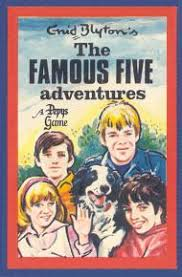 Image result for images of enid blyton famous five