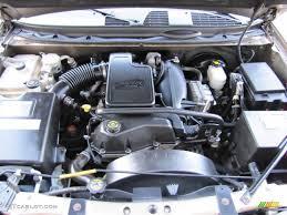 2002 Chevrolet TrailBlazer LTZ 4x4 4.2 Liter DOHC 24-Valve Vortec ...