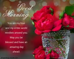 Good Morning Messages For Him 40greetings Enchanting Powerful Sunday Msg For Him