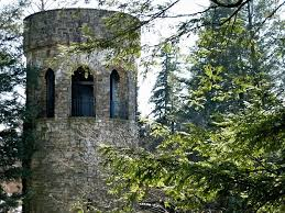 tower at longwood gardens