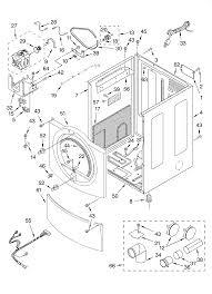 Whirlpool washer wiring diagram