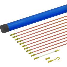 Draper <b>Cable Access Kit</b> 10 x 1m