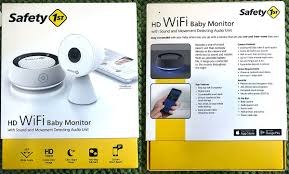 Safety 1st HD Wifi Baby Monitor Setup and Special Features - GeekDad