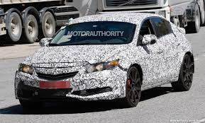 2018 honda legend. delighful honda 2018 honda civic type r spy shots for honda legend 8