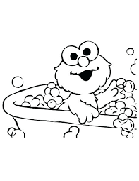 Sesame Street Birthday Coloring Pages Refinancemortgageratesco