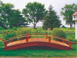garden bridges decorative garden