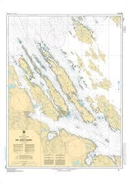 Pike Chart Chs Nautical Chart Chs7125 Pike Resor Channel