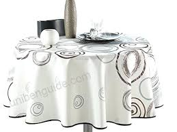120 inch round tablecloth ivory inch round tablecloth ivory white new circle stain resistant washable liquid