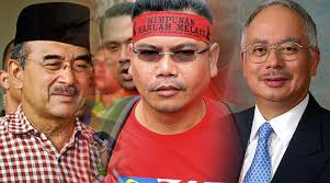 Image result for UMNO is controlled by Malay Ultras