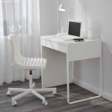 Attractive Small White Desks For Bedrooms Nz Home 2018 With Outstanding Narrow  Computer Desk Ikea Pictures