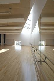 Ballet Studio Design Conservatoire D Aubervilliers Home Dance Studio Dance