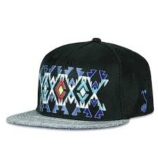 Arapaho Black Snapback Hat \u2013 Grassroots California