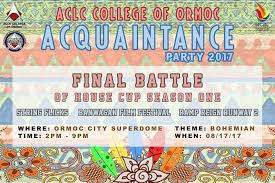 Aclc College Of Ormoc - Home | Facebook