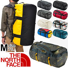 The North Face Base Camp Duffel Bag Northface Bc Series Boston Bag Backpack Outdoor Mens Ladies Bag M Size Nm81553 05p03sep16