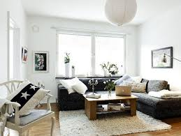 Decorated Living Rooms In Apartment
