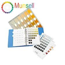 Munsell Soil Chart Munsell Soil Colour Chart 2009 Edition