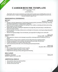 Supermarket Cashier Resume Cool Resume Samples For Cashier In Supermarket Primeflightsdirtysecrets